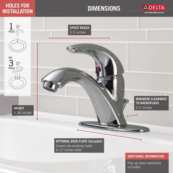 Single Handle Bathroom Faucet 583lf Wf, Bathroom Faucets Clearance