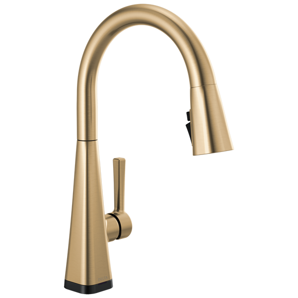 Single-Handle Pull-Down Kitchen Faucet with Touch2O® Technology, image 1