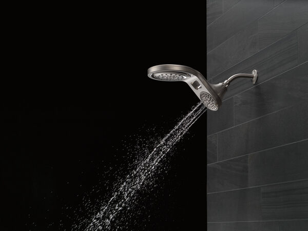 HydroRain® 5-Setting Two-in-One Shower Head, image 45