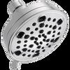 H<sub>2</sub>Okinetic® 5-Setting Contemporary Shower Head