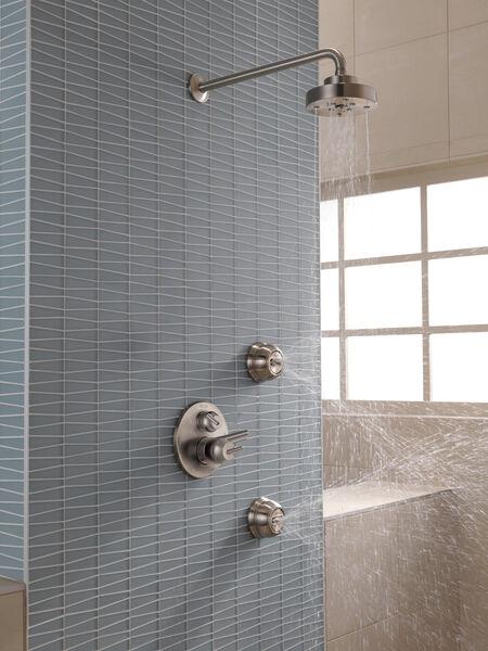 H<sub>2</sub>Okinetic® Single-Setting Raincan Shower Head, image 17