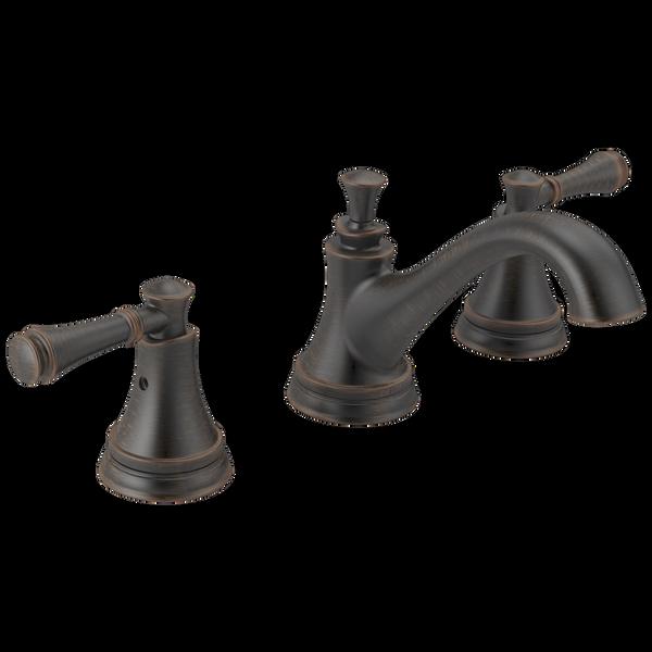 Two Handle Widespread Bathroom Faucet (Recertified), image 1
