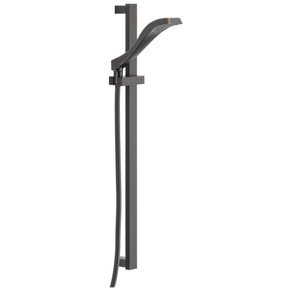 Premium Single-Setting Slide Bar Hand Shower, image 1