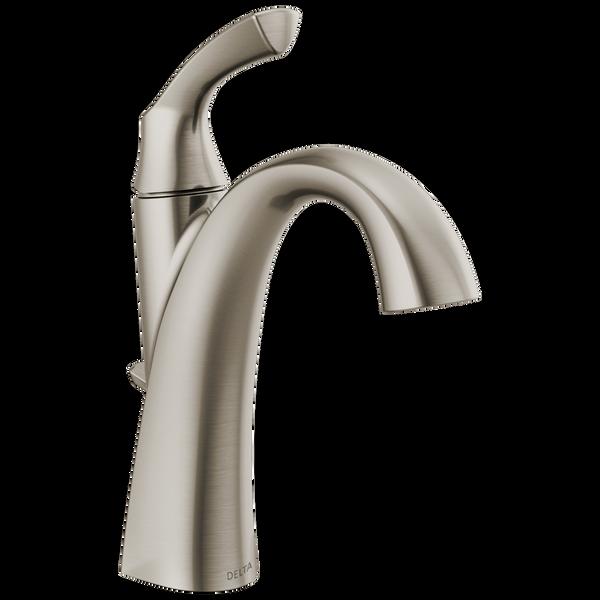 Single Handle Centerset Bathroom Faucet, image 1