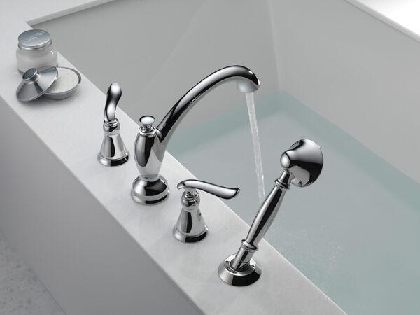 Roman Tub with Hand Shower Trim, image 2