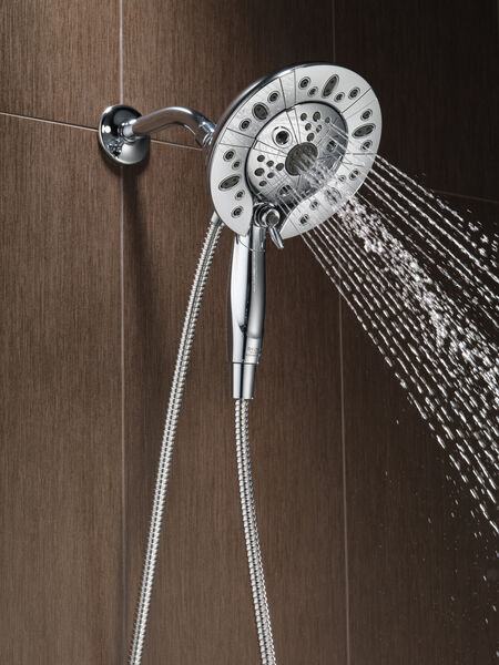 H2Okinetic® In2ition® 5-Setting Two-in-One Shower, image 3