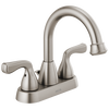 Two Handle Centerset Bathroom Faucet Stackout