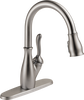 Single Handle Pull-Down Kitchen Faucet with ShieldSpray® Technology (Recertified)