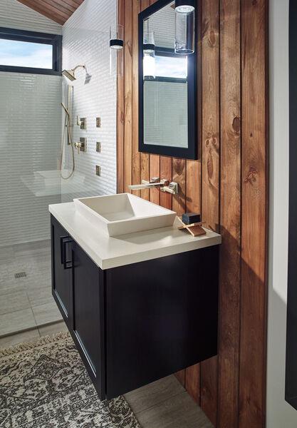 "8"" Mini Towel Bar, image 3"