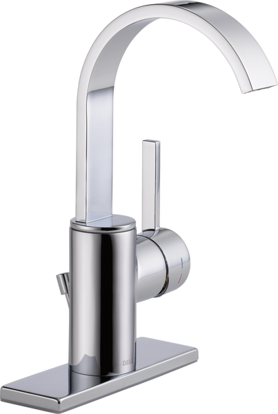 Single Handle Bathroom Faucet (Recertified), image 3
