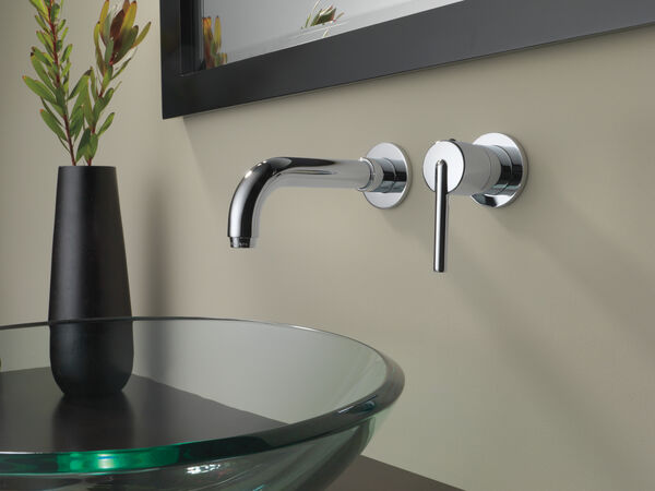 Wall Mount Bathroom Faucet, image 2
