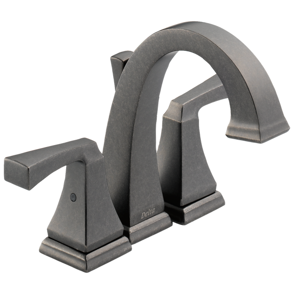 Two Handle Mini-Widespread Lavatory Faucet, image 1