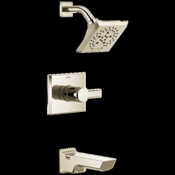 Monitor® 14 Series H<sub>2</sub>Okinetic® Tub and Shower Trim, image 1