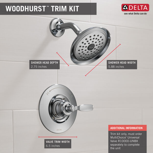 Shower Trim, image 3