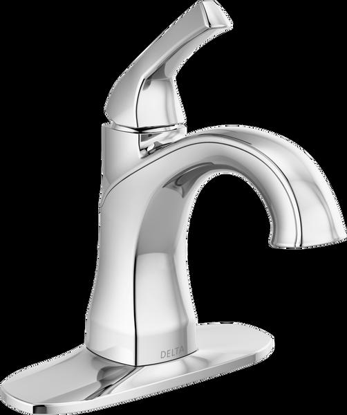 Single Handle Centerset Faucet 15770lf Delta Faucet