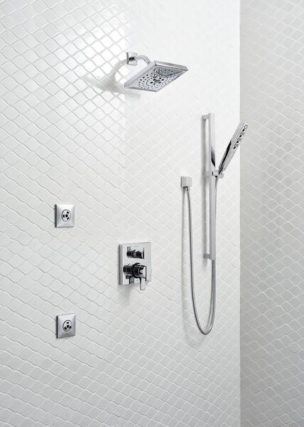 H<sub>2</sub>Okinetic® 3-Setting Raincan Shower Head, image 39