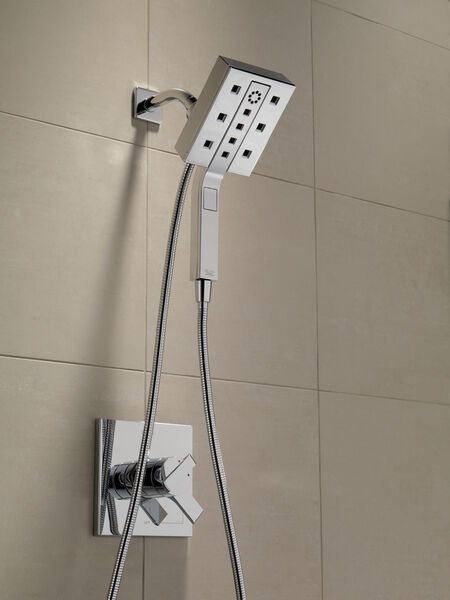 H<sub>2</sub>Okinetic® In2ition® 4-Setting Two-in-One Shower, image 12