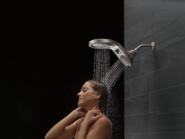 HydroRain® 5-Setting Two-in-One Shower Head, image 14