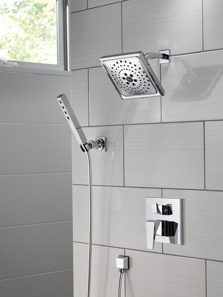 H<sub>2</sub>Okinetic® 3-Setting Raincan Shower Head, image 10