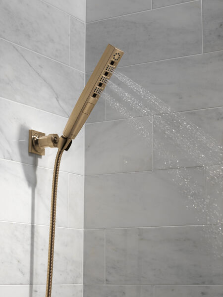 H2Okinetic® 4-Setting Wall Mount Hand Shower, image 3