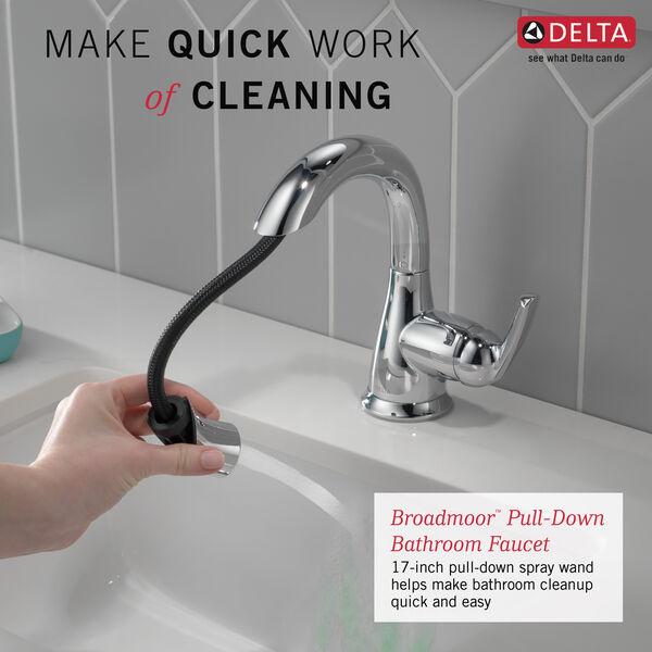 Single Handle Centerset Pull Down, Delta Fixtures Bathroom