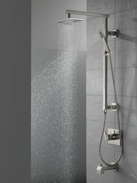 "Shower Column 26"" Angular, image 12"