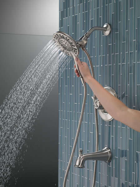 Monitor® 17 Series Tub & Shower Trim with In2ition®, image 3