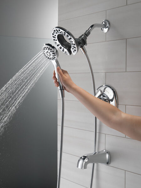 Monitor®14 Series Tub & Shower with In2ition®, image 12