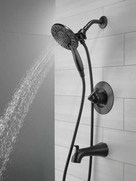 14 Series Tub & Shower Trim with In2ition®, image 11