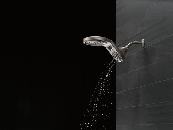 HydroRain® 5-Setting Two-in-One Shower Head, image 43