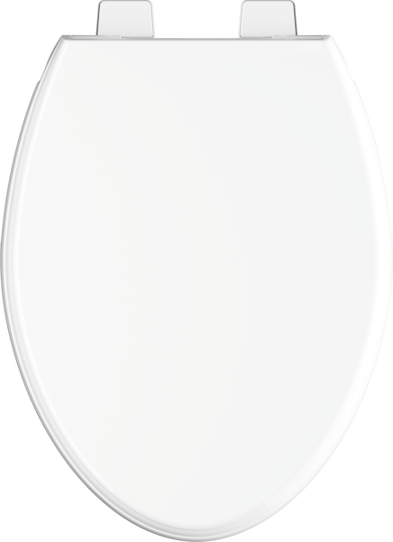 Elongated Slow-Close Toilet Seat, image 4