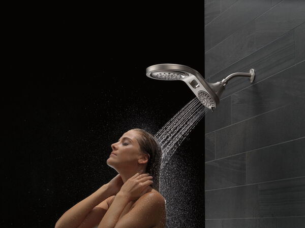 HydroRain® 5-Setting Two-in-One Shower Head, image 18