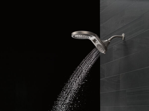 HydroRain® 5-Setting Two-in-One Shower Head, image 42