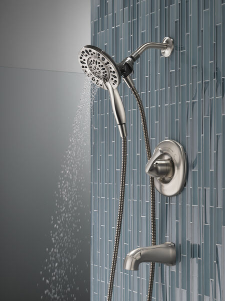 Monitor®14 Series Tub & Shower with In2ition®, image 8