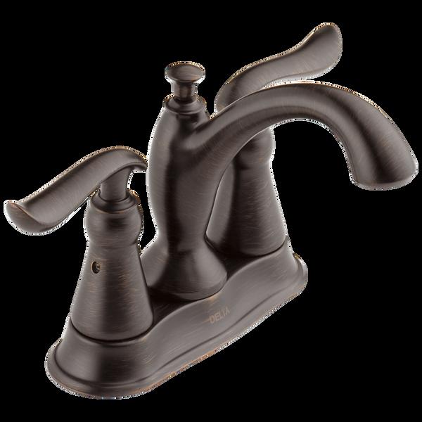 Two Handle Centerset Bathroom Faucet, image 1