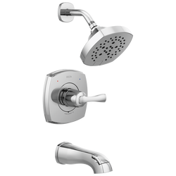 17 Thermostatic Tub And Shower Only T17t476 Delta Faucet