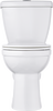 Round Front Toilet