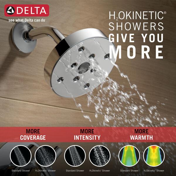 Monitor® 17 Series H<sub>2</sub>Okinetic® Tub & Shower Trim, image 2