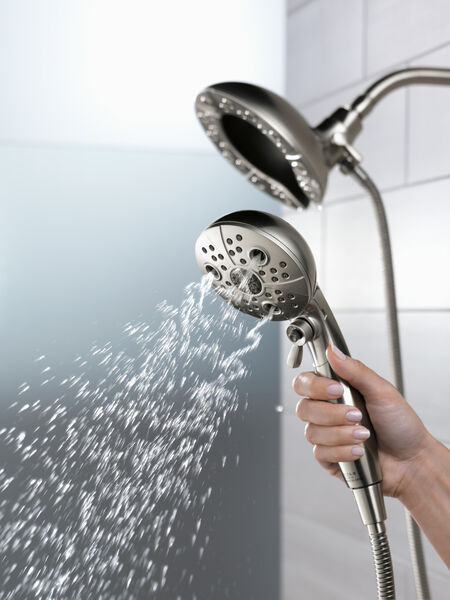 H2Okinetic® 5-Setting Two-in-One Shower, image 3