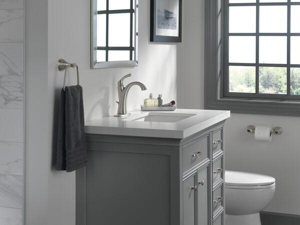Single Handle Centerset Bathroom Faucet, image 7