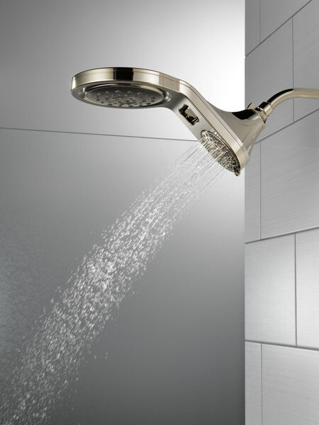 HydroRain® 5-Setting Two-in-One Shower Head, image 8