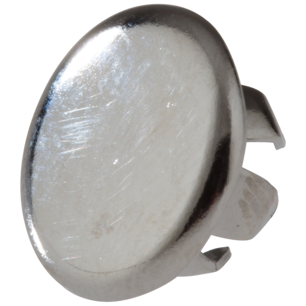 Plug Button - Escutcheon - 2H Bathroom, image 1