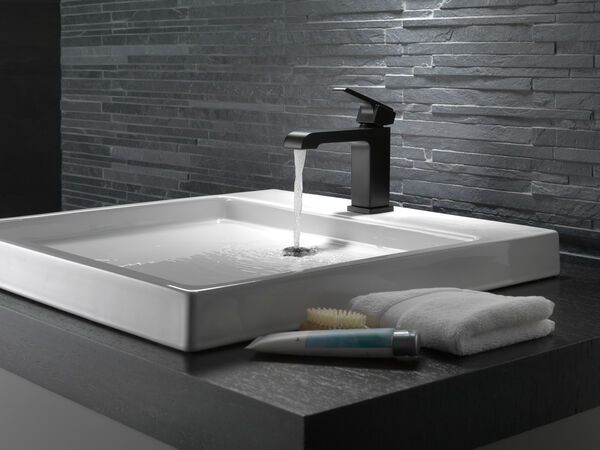 Single Handle Bathroom Faucet, image 8