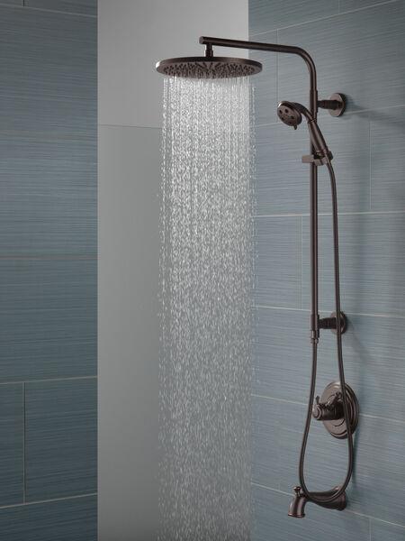 """Shower Column 26"""" Round, image 5"""