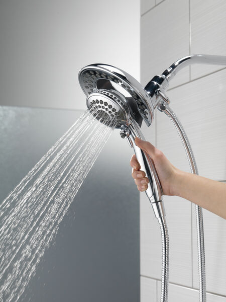 In2ition® 5-Setting Two-in-One Shower, image 7
