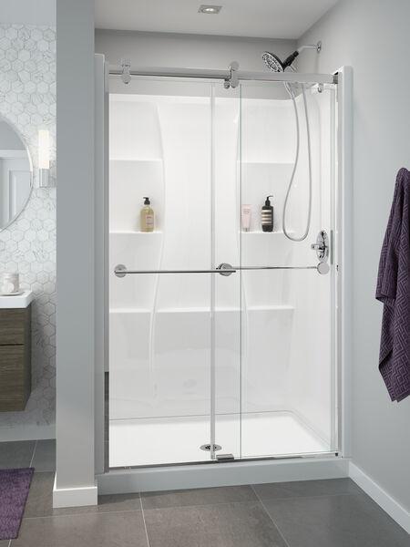"48"" X 34"" Shower Wall Set, image 3"