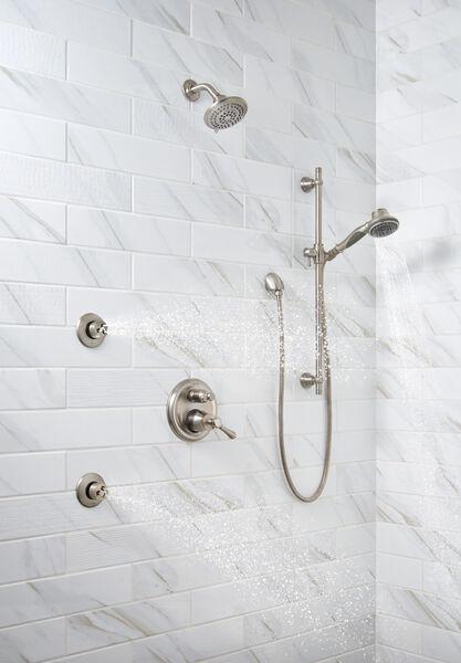 Premium 3-Setting Slide Bar Hand Shower, image 8