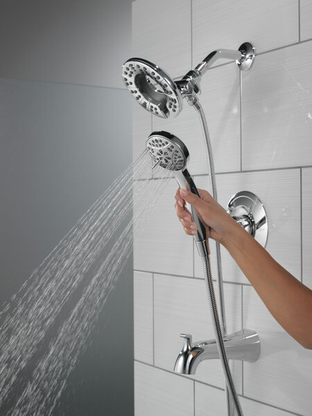 14 Series Tub & Shower Trim with In2ition®, image 7