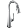Single Handle Pull Down Bar/Prep Faucet with Touch2O Technology