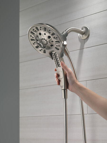 H2Okinetic® In2ition® 5-Setting Two-in-One Shower, image 7